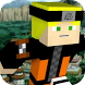 Mod Ninja Heroes for MCPE by Undisputed GeGe Games