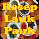 Resep Lauk Pauk Enak by vrcreative