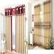 Fashionable Curtain Design by sicaca