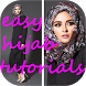 easy hijab tutorials