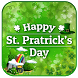 St Patrick's Day Greetings by Vision Master