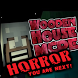 Horror for MCPE Wooden House