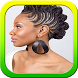 Braid Hairstyle for Black Girl by Biraish