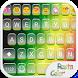 Rasta Color Emoji Keyboard
