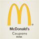 McDonald's Gutscheine App Bonn by Behabo Apps