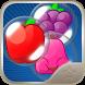 Bubble fruit shooter by Poderm Ltd