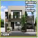 Modern House Design by Tupak Novack