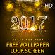 New Year Wallpaper Lock 2017 by AppLock And LockScreen QHD Wallpaper