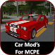 Cars Mod for Minecraft MCPE by ModsMaps