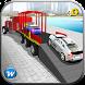 Car Transporter Trailer Truck by Whiplash Mediaworks