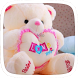 Love Cute Teddy Theme by Theme Worlds