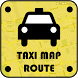 Taxi Fare and Map Route by ASM Softech