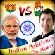Indian Political Party Dp Maker by Selfie Photo Developer