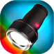 Flashlight Colors HD by QueTalApps