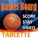 BasketBoard Basket Board Tab by Bee Software