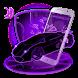 Neon Cool 3D Car Theme by Elegant Theme