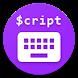 Script Keyboard