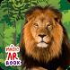 Wild Animals AR Book .