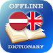 Latvian-English Dictionary by AllDict