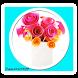 New Paper Flower Tutorials by Damonicsapp