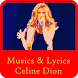 Celine Dion Songs Lyrics New by Taat Pajak