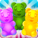 Jelly Gummy Bears by EMRG Games- free games -girl games -match 3 games