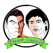 How To Draw Van Damme And Bruce Lee by Ahmed Boukerym