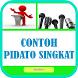 CONTOH PIDATO SINGKAT by DyoDev