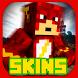 Superhero Minecraft Skins v2 by Putadotkee Lutmonta