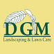 DGM Landscaping by Westrom Software