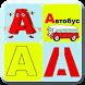 Алфавитный пазл by UKROP INC