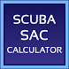 Scuba SAC Calculator by Novaroma Design