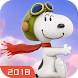Snoopy Weather Radar Widget-Forecast&Radar Monster by Weather Widget Monster Hunter- Radar , storm , ice