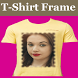 T-Shirt Photo Frame Collage by RaymonStudio