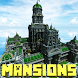 "Maps ""Mansion"" for Minecraft PE by Birdy apps"