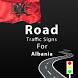 Albania Road Traffic Signs by Kids Academy