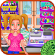 Cash Register Shopping List- Time Management Games by Zuhra Games