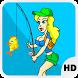 Reel 'Em in Fishing by Fitchett