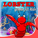 lobster games for kids for boy by Ashley B