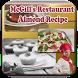 Gill Restaurant Almond Recipe by WebHoldings