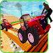 Tractor Parking sim 3d 2018-Tractor driving games by Super Flash hero Games