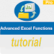 Guide Excel Functions Pro by Self study ICT