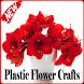 Craft Plastic Flowers Ideas by abundioapp