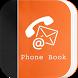PhoneBook + by Parth Devariya