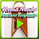 HandMade Leather Keychain by ErickDev
