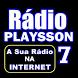 Rádio Playsson 7 by Host Rio Preto Informática