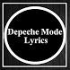 Depeche Mode Lyrics by Doug Grunlo
