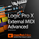 MIDI Advanced For Logic Pro X by NonLinear Educating Inc.