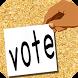 Lets VOTE by M.Sakai