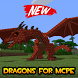 Dragons for Minecraft PE by ArtMik